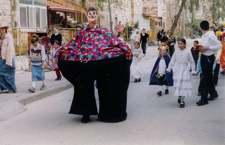 Purim Parade