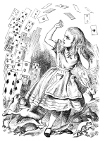 John Tenniel                   - Alice in Wonderland (1865)