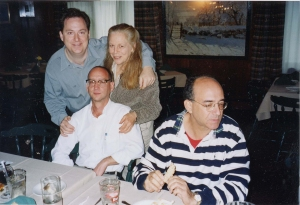 April, Robert, Andrew                 & Scott