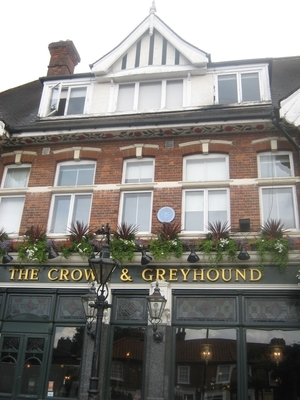 The Crown & Greyhound by SAGReiss