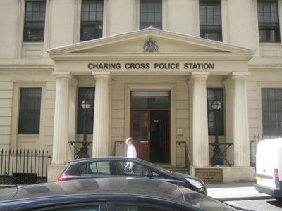 Charing Cross Police Station by SAGReiss
