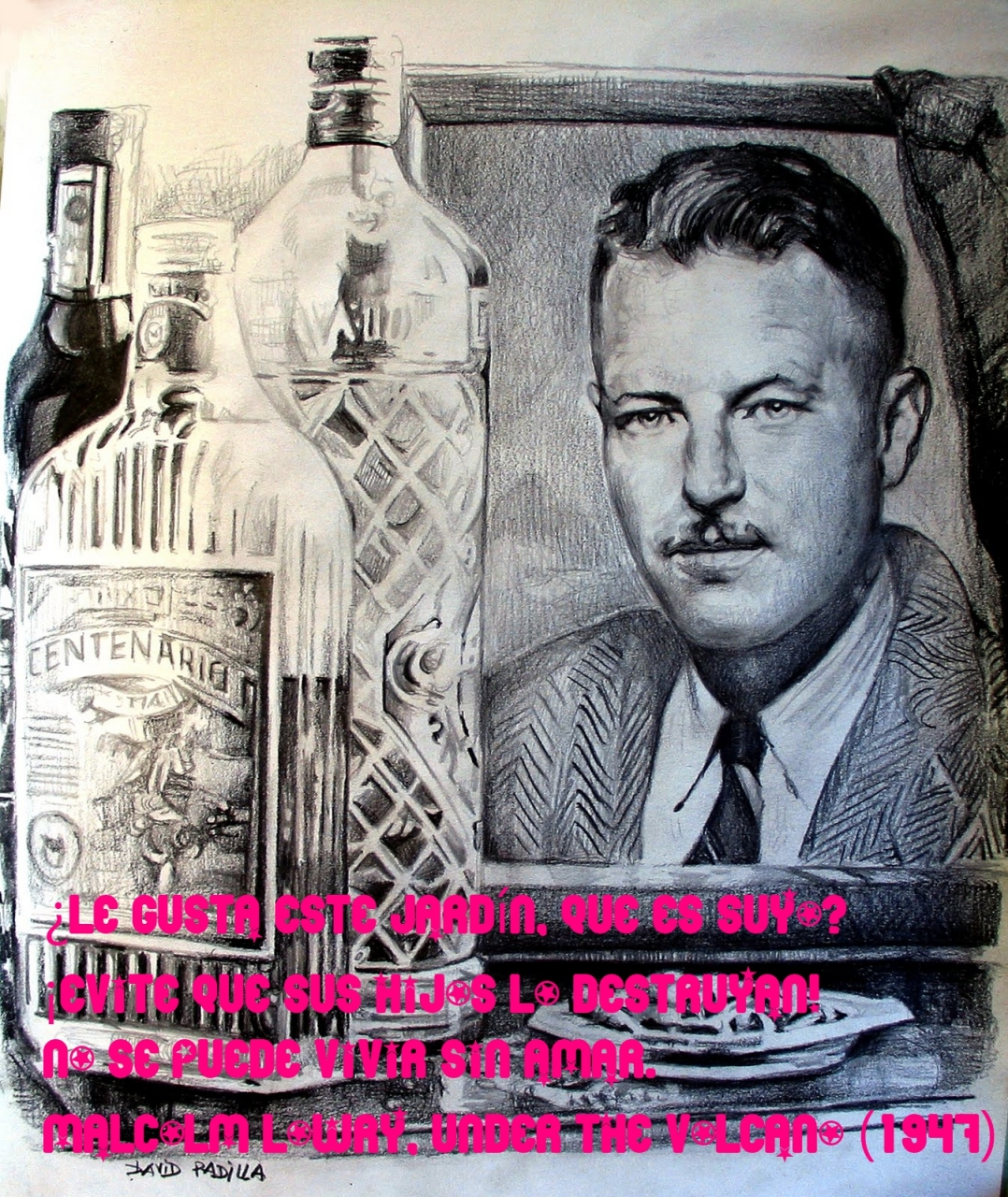 Malcolm Lowry, Under the Volcano (1947)